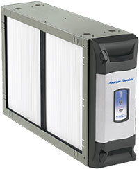 heater repair furnace repair central gas furnace repair. The American Standard AccuClean Whole House Air Cleaner, furnace filter, air conditioner filter, allergy control