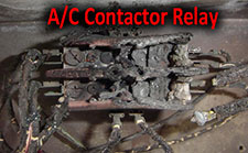 heater repair furnace repair central gas furnace repair. The air conditioning contactor takes the full brunt of the electrical load for the entire air conditioning system